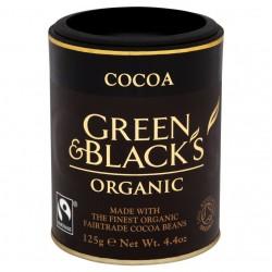 Green & Black's kakava