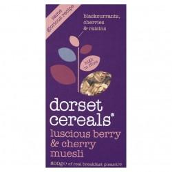 Dorset Cereals dribsniai su uogomis