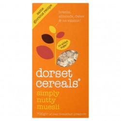 Dorset Cereals dribsniai su riešutais