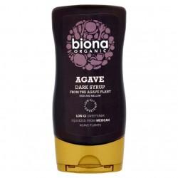 Biona tamsus agavų sirupas
