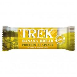 Proteininis avižinis batonėlis su bananais TREK