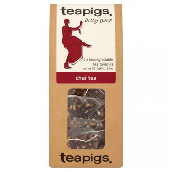 Arbata juodoji chai  Teapigs