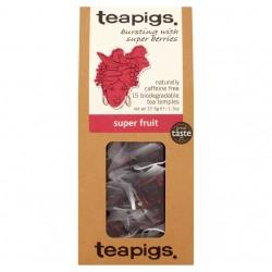 Arbata su super vaisiais  Teapigs