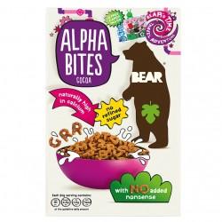 Bear Nibbles Alphabites kakaviniai dribsniai