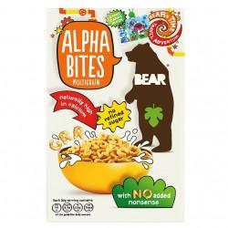 Bear Nibbles Alphabites kelių grūdų dribsniai