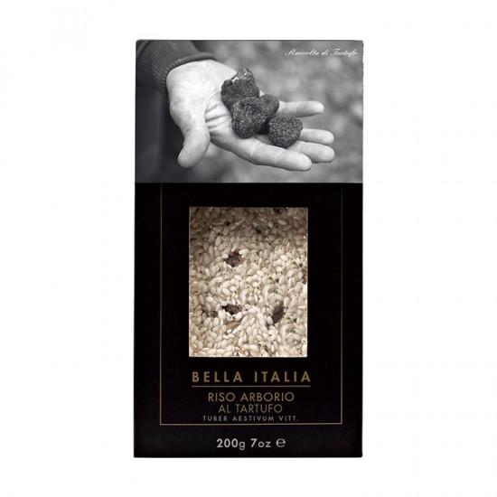 Itališkas rizotas (daugiaryžis) su trumais Bella Italia, 200 gr