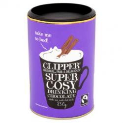 Clipper karštas šokoladas