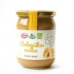 Ekologiškas lietuviškas medus