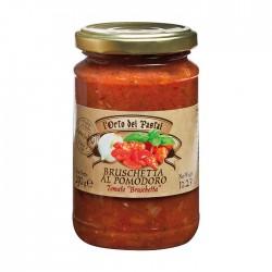 Pomidorų užtepas tradicinei itališkai brusketai  l'Orto dei Pastai