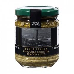Tradicinis itališkas Genujos pesto padažas Bella Italia, 180 g
