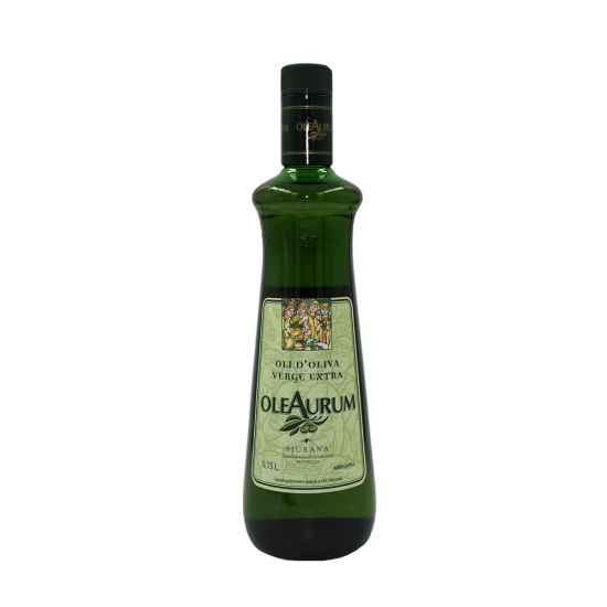 Ypač tyras ispaniškas alyvuogių aliejus OleAurum, 750 ml