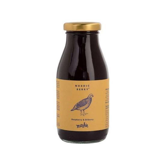 Aviečių ir mėlynių uogų tyrė Nordic Berry, 295 gr