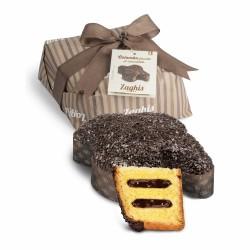 Kolomba su šokoladiniu įdaru, 750 gr