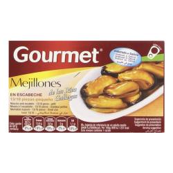 Midijos marinate GOURMET, 112 gr