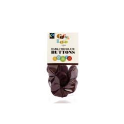 Cocoa Loco juodojo šokolado sagutės, 100 gr
