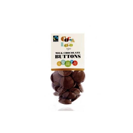 Cocoa Loco pieniško šokolado sagutės, 100 gr
