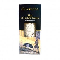 Itališkas rizoto (daugiaryžis) su trumais