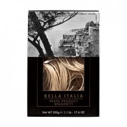 Bella Italia kietųjų kviečių spagečiai, 500 gr