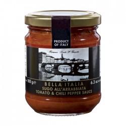 Pomidorų ir čili pipirų padažas Bella Italia